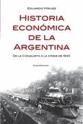 HISTORIA ECONOMICA DE LA ARGENTINA