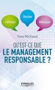 Qu'est-ce que le management responsable ?