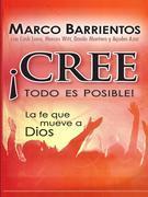 ¡Cree, todo es posible! - Pocket Book: La fe que mueve a Dios