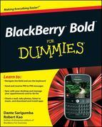 BlackBerry Bold For Dummies