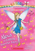 The Fashion Fairies #4: Alexa the Fashion Editor Fairy: A Rainbow Magic Book