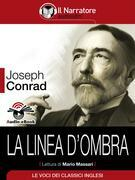 La linea d'ombra (Audio-eBook EPUB3)