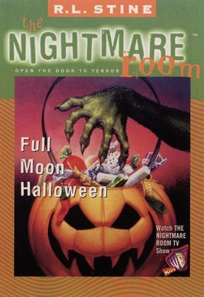 The Nightmare Room #10: Full Moon Halloween
