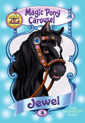 Magic Pony Carousel #4: Jewel the Midnight Pony