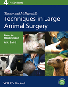 Turner and McIlwraith's Techniques in Large Animal Surgery