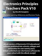 Electronics Principles Teachers Pack V10