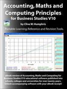 Accounting, Maths and Computing Principles for Business Studies V10