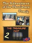 The adventures of the choristers Comik - The treasure hunt