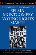 The Unfinished Agenda of the Selma-Montgomery Voting Rights March