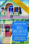 Open Your Own Bed & Breakfast