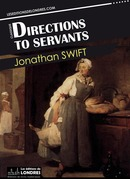 Jonathan Swift - Directions to servants