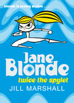 Jane Blonde 3: Twice the Spylet