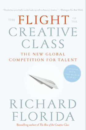 The Flight of the Creative Class: The New Global Competition for Talent