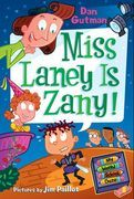 My Weird School Daze #8: Miss Laney Is Zany!