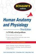 Schaum's Outline of Human Anatomy and Physiology, 3ed (E-Book)