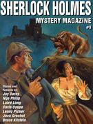 Sherlock Holmes Mystery Magazine #9