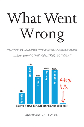 What Went Wrong: How the 1% Hijacked the American Middle Class . . . and What Other Countries Got Right