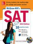 McGraw-Hill's SAT II: Math Level 1 [With CDROM]