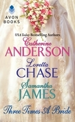Catherine Anderson - Three Times a Bride