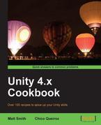 Unity 4.x Cookbook