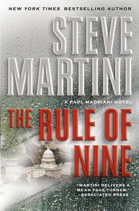 The Rule of Nine: A Paul Madriani Novel