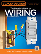 Black & Decker Wiring Diagrams: Current with 2011-2013 Electrical Codes
