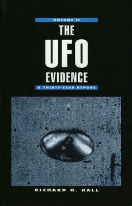The UFO Evidence: A Thirty-Year Report