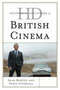 Historical Dictionary of British Cinema