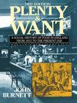 Plenty and Want: A Social History of Food in England from 1815 to the Present Day
