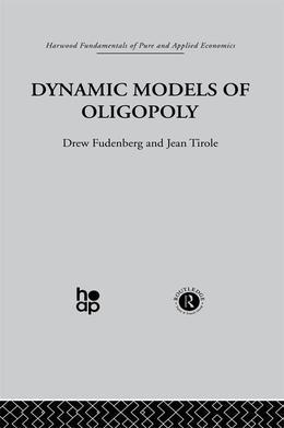 Dynamic Models of Oligopoly