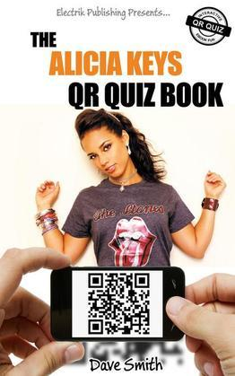 The Alicia Keys QR Quiz Book