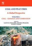 Coal and Peat Fires: A Global Perspective: Volume 1: Coal - Geology and Combustion
