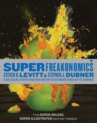 SuperFreakonomics, Illustrated edition