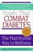 Foods That Combat Diabetes