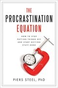 The Procrastination Equation