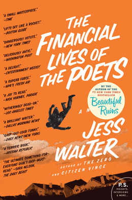 The Financial Lives of the Poets