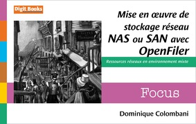 Mise en oeuvre de stockage rseau NAS ou SAN avec Openfiler