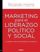Marketing para el liderazgo político y social