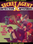 Secret Agent X: Claws of the Corpse Cult