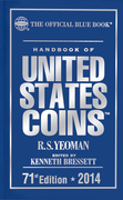 Handbook of United States Coins 2014: The Official Blue Book