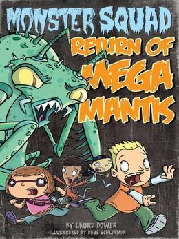 Return of Mega Mantis #2