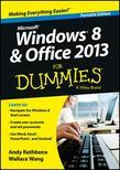 Windows 8 and Office 2013 For Dummies