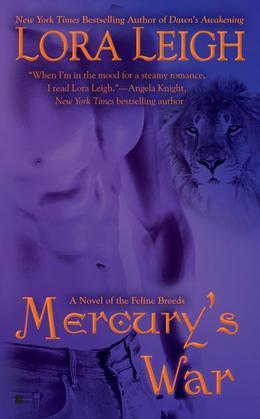 Mercury's War: A Novel of the Breeds