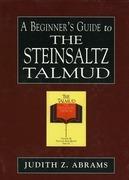 A Beginner's Guide to the Steinsaltz Talmud