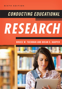 Conducting Educational Research