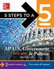 5 Steps to a 5 AP US Government and Politics 2014-2015 (EBOOK)