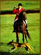 Foxhunting with Melvin Poe
