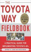 The Toyota Way Fieldbook