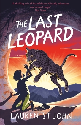 The White Giraffe Series: The Last Leopard