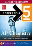 5 Steps to a 5 AP Chemistry, 2014-2015 Edition